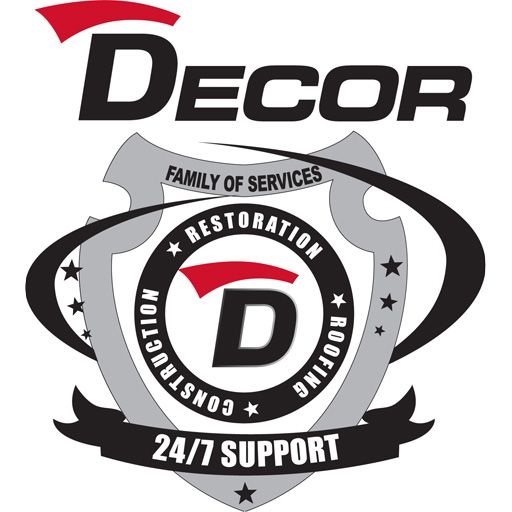 Decor Construction Logo
